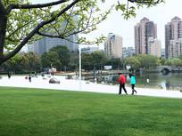大宁公园白沙滩