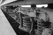 火车减震器