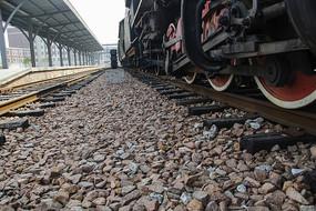 老火车轨道