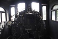老式火车头构造