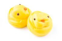 小黄鸭造型手工馒头