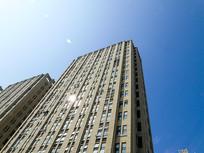 城市建筑高楼大厦建筑摄影
