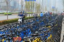 城市小蓝单车