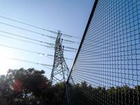 电力电塔能源运输高清摄影图