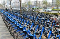 小蓝共享单车