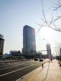 上海城市交通南方国际摄影