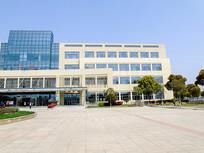 医院大楼正面高清图片素材