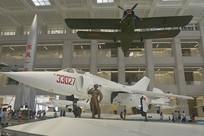 强5飞机展示