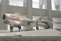 中国歼5战斗机展示