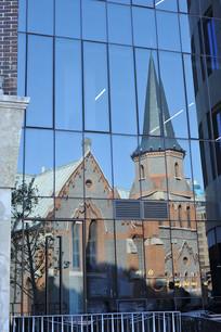 联合教堂全景