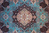 塔吉克族地毯图案