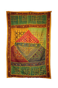 新疆塔吉克族挂毯