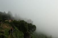 山里的村庄