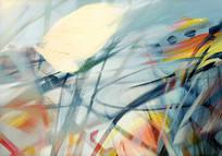 现代抽象艺术画