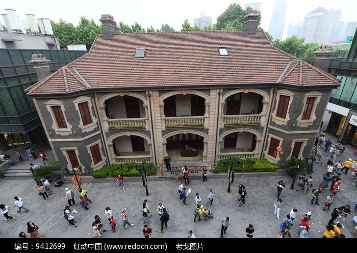 别墅全景图片