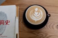 卡布奇诺咖啡高清实拍图