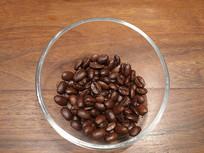 咖啡豆拍摄静物