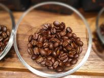 咖啡豆展示