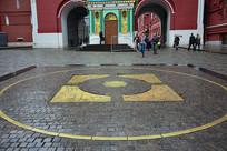 莫斯科红墙天使教堂断头台