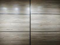 木纹板接缝