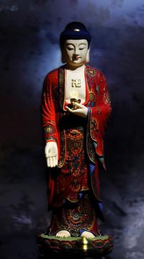 释迦摩尼佛像