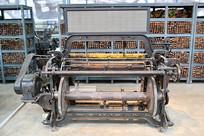 工厂纺织机