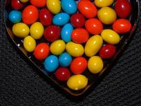 盒子里的糖果