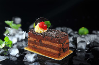 巧克力蛋糕