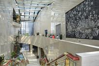 安徽地博物馆内景