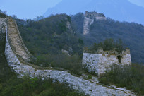 长城烽火台