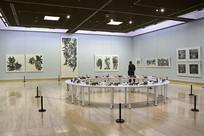 美术馆展览
