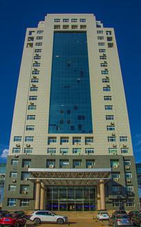 秦皇岛市燕山大学高层建筑大楼