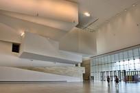 山东美术馆大厅