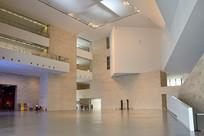 山东美术馆室内空间