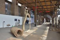 现代艺术展