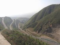 临潼盘山公路