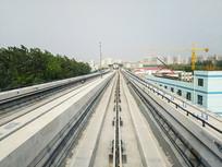 城市轨道路轨