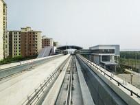 城市轨交站