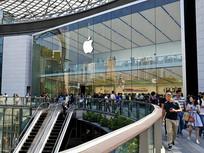 广州苹果专卖店天环广场