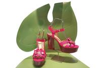 女鞋展示设计