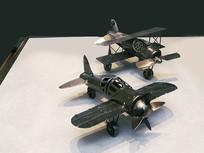 二战老式飞机