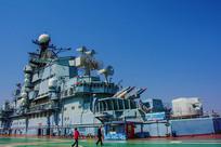 泰达航空母舰舰上舰岛全图