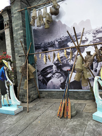 传统的捕鱼工具