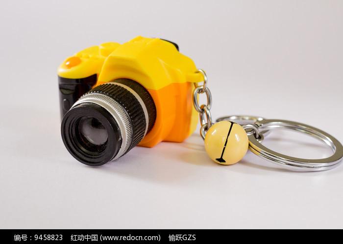 可爱的袖珍小相机模型图片图片