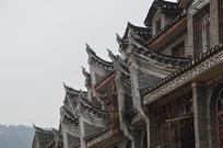 凤凰古城建筑
