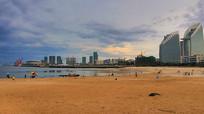 观海长廊沙滩