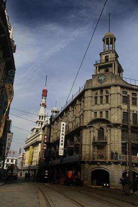 老上海南京路