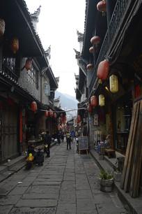 凤凰古城街道