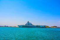 海洋与基辅号航空母舰