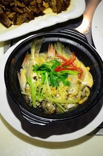 潮州什鱼煲